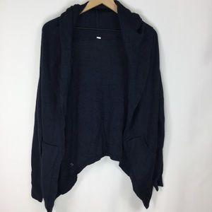 Lululemon Reversible Heavy Knit Cardigan